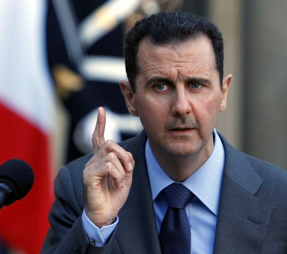بشار الأسد: لن أتنازل عن السلطة